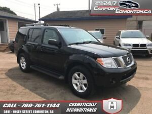 2008 Nissan Pathfinder SE 7 PASS FULLY LOADED !!  AMAZING CONDIT