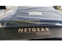 NETGEAR 24 PORT POE SWITCH FS728TPv2