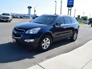 2011 Chevrolet Traverse 2LT  7 Passenger Seating. Duel Power Sun