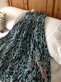 Top shop size small ladies dress