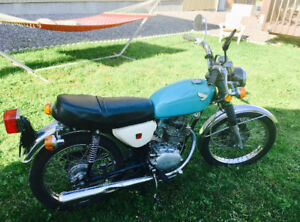1973 Honda Motorcycle For Sale