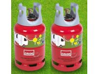 FULL CALOR LIGHT 6KG x 2 Bottles Only £75.00