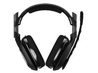 astro a40 headset haven't got lead for them