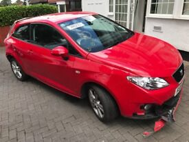 Seat Ibiza 1.4 2010 Breaking ALL PARTS Available