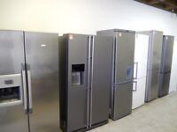 Cookers/Washing Machines/Single Ovens/Driers/Dishwashers/Fridge Freezers
