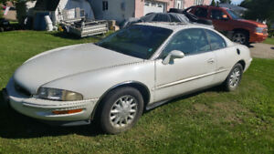 1999 Buick Riviera Supercharged Coupe (2 door)