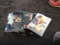 24 DVD set