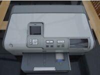 HP Photosmart D7160 photo printer.