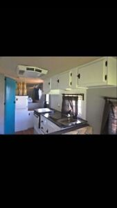 Renovated 1986 Terry Taurus 5th Wheel Camper