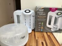 Tommie Tippee Perfect Prep Machine and Steriliser