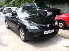 Vauxhall/Opel Astra 2.2i 16v 2004MY LOW MILES FOR YEAR NEW TIMING CHAIN