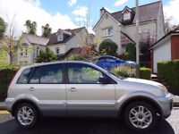 (2008) FORD FUSION 1.6 ZETEC CLIMATE AUTOMATIC VERY LOW MILEAGE/FULL DEALER HISTORY/VERY SCARCE AUTO