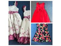 4 dresses - Wear for special or any occasions.