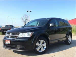 2015 Dodge Journey CANADIAN VALUE PACKAGE**PUSH START**