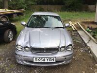 2004 Jaguar X Type V6 Spares Or Repairs