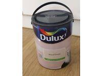 Dulux Natural Hessian Silk Emulsion Paint 5L