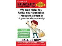 Leaflets distribution