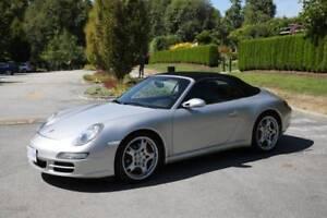 2008 Porsche 911 Carrera S Convertible C2S, 69K, excel condition