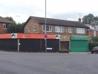 FIRST FLOOR OFFICE SPACE TO RENT ABOVE RETAIL LOT IN BRAMLEY