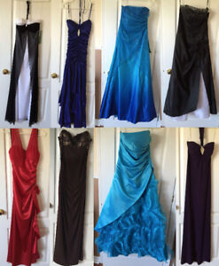 Selection of Beautiful Gowns & Dresses