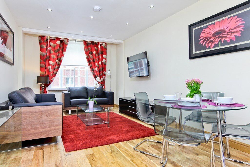 GREAT SIZE 2 BEDROOM**MARBLE ARCH**CALL NOW