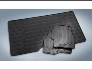 Ford F150 rubber floor mats