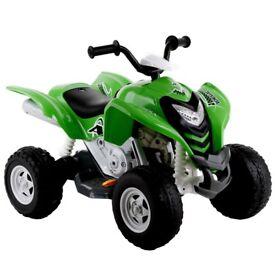 Electric ride on children's quad (6 volt)