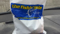Bag of small items from fishing hole