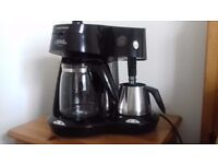 morphy richards mister cappuccino coffee maker