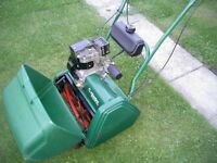 QUALCAST 17S CYLINDER MOWER