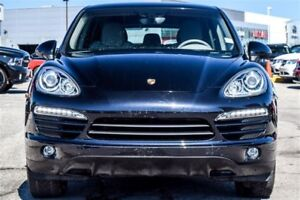 2012 Porsche Cayenne AWD|Leather|Bluetooth|HTD Frnt Seats|Dual _