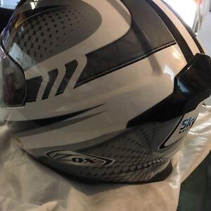 Full face helmet like new
