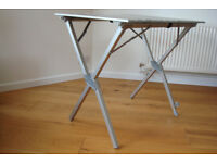 OUTWELL ROLL UP SLATTED ALUMINIUM CAMPING TABLE & CARRY BAG