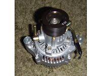 38522267F 100213-2391 12V Alternator Land Rover Defender TD5 Discovery Vac Pump