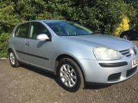 2005 VW GOLF 1.9 TDI One Owner from New! 1 Year MOT