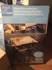 Craft/Drafting Table