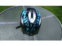 Hi Gear cycle Helmet large, size 58 to 61 cm good condition
