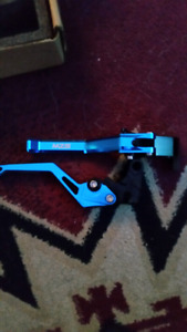 MZS R6 Levers **NEVER USED**