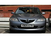 2005 Mazda 6 TS2 fully loaded with original V5C and Full Service History