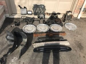 2006 Smart Fortwo CDI Turbo parts
