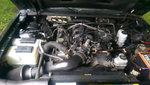 2007 ford ranger manual 4.0