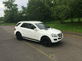 Bargain 2009 Mercedes ML320 CDI Sport not x5 range rover may px or swap
