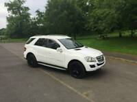 2009 Mercedes ML320 CDI Sport not x5 range rover may px or swap
