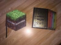 Minecraft Blockopedia and Minecraft The Complete Handbook Collection(£25 no offers)