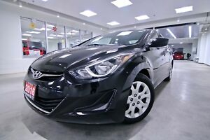 2016 Hyundai Elantra GL, ONE OWNER CLEAN CARPROOF, NON SMOKER, L