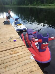 2 sea-doo's, sold together or separate