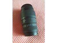 Sigma 70-300mm 1:4-5.6 Lens