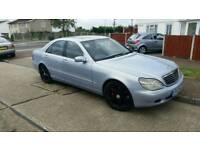 ++++MERCEDES BENZ S 320 CDI AUTOMATIC+++FULLY LOADED LONG MOT+++