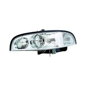 Buick headlight