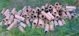 Terracotta pipes 60-70 Free for uplift